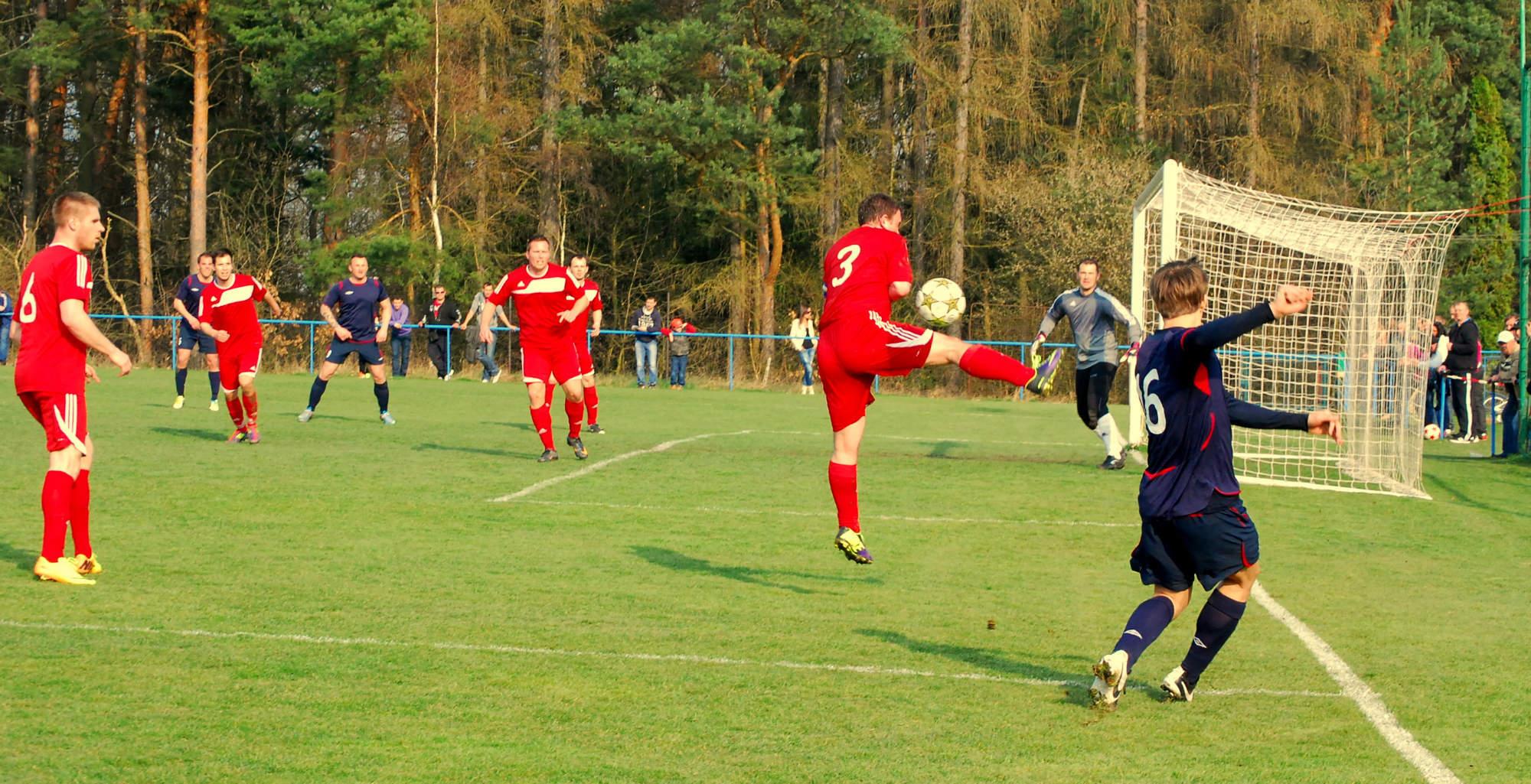 Na úvod výhra na penalty